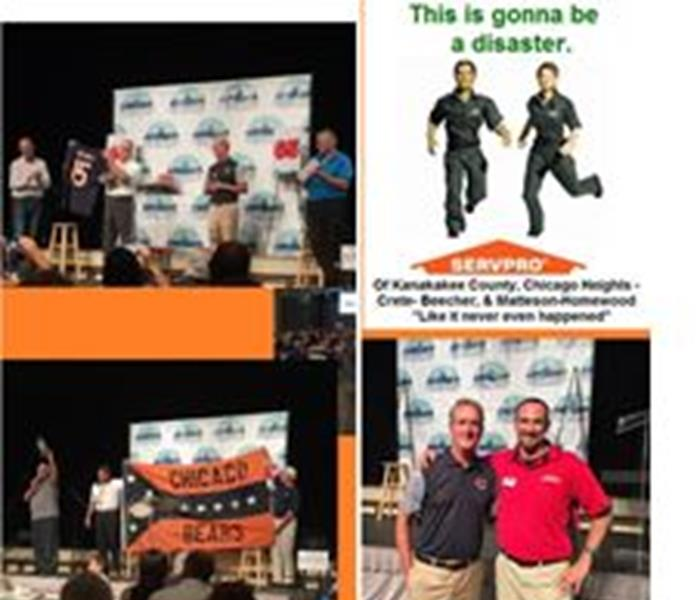 Fundraisers Event, the Olivet Nazarene Tigers and the Chicago Bears