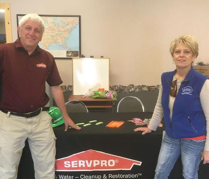 Watseka Park District Super Safety Saturday  and SERVPRO