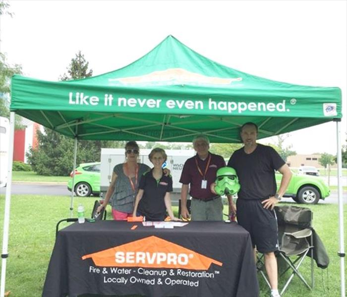 SERVPRO & National Night Out