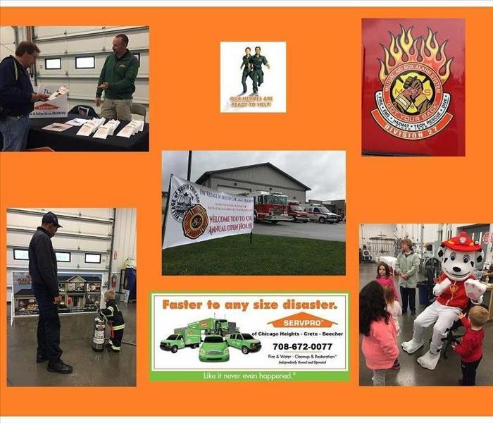 South Chicago Heights Fire Department Open House