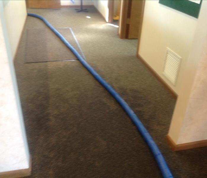 Water Damage Emergency water removal and extraction