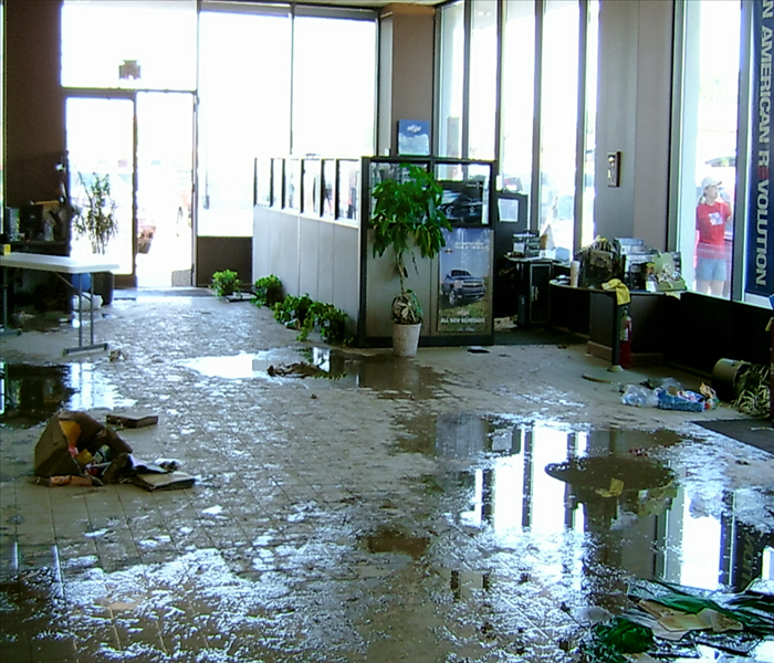 Water Damage Commercial Water Damage