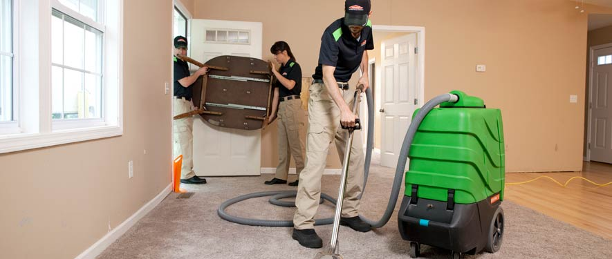 Chicago Heights, IL residential restoration cleaning